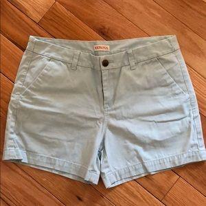 Merona baby blue shorts